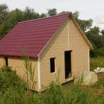 Дом или Полдома в Подмосковье с пропиской, село Красное