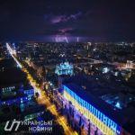 Архитектурное освещение, подсветка зданий
