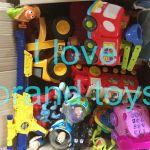 Пластиковая игрушка секонд хенд оптом Англия