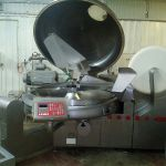 Куттер вакуумный laska KR 330 V2