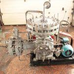 Мембранный компрессорный агрегат 1,6 МК, (б/у) компрессор для сжатия газов