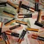 Покупаем новые батарейки Duracell, Energizer, Duracell Industrial, GP, SONY, Panasonic
