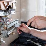 Ремонт и установка газовых колонок, плит