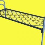 Металлические кровати для домов отдыха, кровати для интернатов