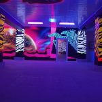 Ультрафиолетовые краски на основе флуоресцентных пигментов