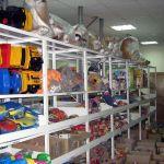 Упаковщики на склад игрушек