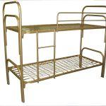 Кровати металлические армейские, кровати для гостиниц, лагеря