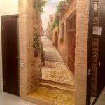3д Роспись стен в Волгограде. Портрет по фото, декоративная штукатурка, роспись фасадов