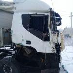 Ремонт рамы тягача в Воронеже